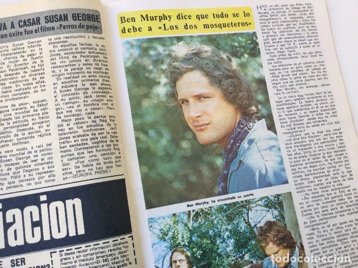 Coleccionismo de Revista Diez Minutos: Revista Diez Minutos nº 1116 - 13/01/1973 – Karina - Esthel Rojo - Foto 28 - 141848450