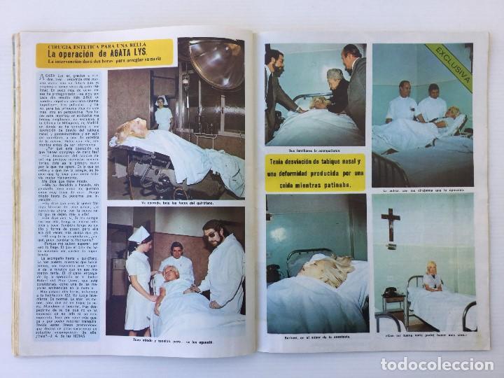 Coleccionismo de Revista Diez Minutos: Revista Diez Minutos nº 1116 - 13/01/1973 – Karina - Esthel Rojo - Foto 29 - 141848450