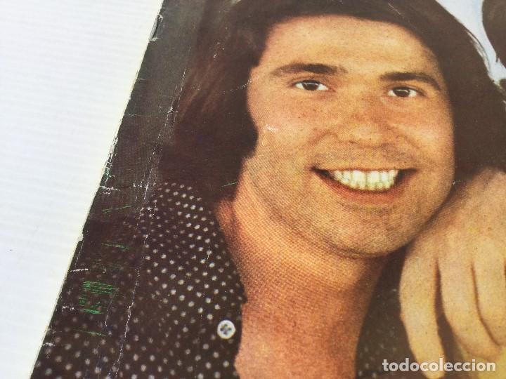 Coleccionismo de Revista Diez Minutos: Revista Diez Minutos nº 1140 - 30/06/1973 – Raphael y El Cordobés - Foto 3 - 142038222