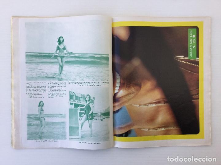 Coleccionismo de Revista Diez Minutos: Revista Diez Minutos nº 1140 - 30/06/1973 – Raphael y El Cordobés - Foto 26 - 142038222