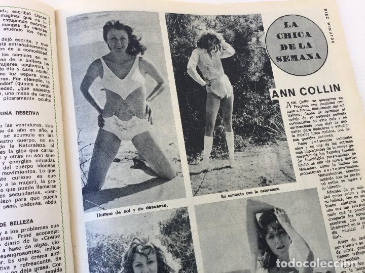 Coleccionismo de Revista Diez Minutos: Revista Diez Minutos nº 1140 - 30/06/1973 – Raphael y El Cordobés - Foto 27 - 142038222