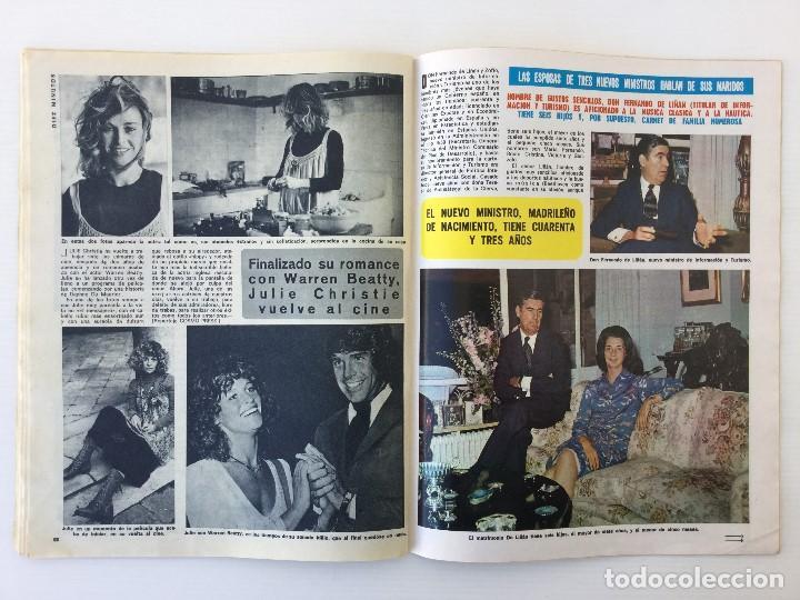 Coleccionismo de Revista Diez Minutos: Revista Diez Minutos nº 1140 - 30/06/1973 – Raphael y El Cordobés - Foto 32 - 142038222