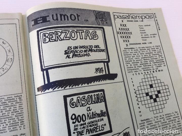 Coleccionismo de Revista Diez Minutos: Revista Diez Minutos nº 1140 - 30/06/1973 – Raphael y El Cordobés - Foto 37 - 142038222
