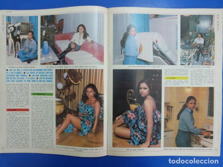 Coleccionismo de Revista Diez Minutos: RECORTE REPORTAJE CLIPPING DE LOLITA FLORES REVISTA DIEZ MINUTOS Nº 1265 PAG 51-53 - Foto 2 - 142624658