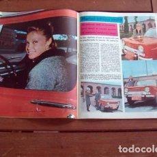 Coleccionismo de Revista Diez Minutos: DIEZ MINUTOS / MARISOL, PEPA FLORES, ANTOINE, NANCY SINATRA, MAGALI NOEL. Lote 142689570