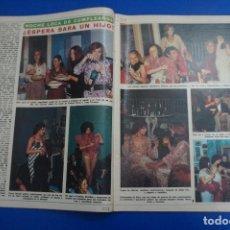 Coleccionismo de Revista Diez Minutos: RECORTE REPORTAJE CLIPPING DE SARA MONTIEL REVISTA DIEZ MINUTOS Nº 1215 PAG 28-30. Lote 142711846