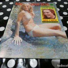 Coleccionismo de Revista Diez Minutos: REVISTA DIEZ MINUTOS NUMERO 1193 JULIO 1974 CRISTINA GALBO . Lote 144823946