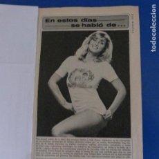 Coleccionismo de Revista Diez Minutos: RECORTE REPORTAJE CLIPPING DE LADY DI DIANA DE GALES REVISTA DIEZ MINUTOS Nº 1555 PÁG 19. Lote 146162334