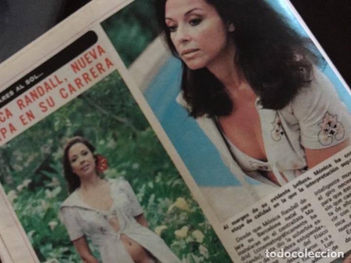 Coleccionismo de Revista Diez Minutos: DIEZ MINUTOS 76 ELVIS PRESLEY RAPHAEL BEATLES MARIA JOSE CANTUDO MONICA RANDALL DEMIS ROUSSOS - Foto 10 - 144947441