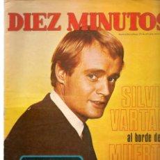 Coleccionismo de Revista Diez Minutos: DIEZ MINUTOS. Nº 870. 27 ABRIL 1968. (P/B71). Lote 155993638