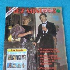 Coleccionismo de Revista Diez Minutos: DIEZ MINUTOS EXTRA 1984 - BEATRIZ ESCUDERO - MARIA CASAL ISABEL TENAILLE NINA FERRER - IMANOL ARIAS. Lote 156622702