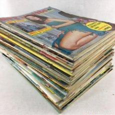 Coleccionismo de Revista Diez Minutos: DIEZ MINUTOS-LOTE 30 REVISTAS-AÑO 1974. Lote 156769106