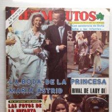 Coleccionismo de Revista Diez Minutos: DIEZ MINUTOS NÚMERO 1591 AÑO 1982. Lote 157904614