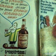 Coleccionismo de Revista Diez Minutos: REVISTA DIEZ MINUTOS 1212 16 NOVIEMBRE 1974. Lote 158621578