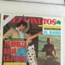 Coleccionismo de Revista Diez Minutos: DIEZ MINUTOS, 1980,TRAVOLTA, DALI, DOBLE PÓSTER PALOMA SAN BASILIO, CHARLTON HESTON. VER SUMARIO . Lote 160350178