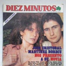 Coleccionismo de Revista Diez Minutos: DIEZ MINUTOS Nº 1665 ESTRELLITA CASTRO BARBARA REY ISABEL PANTOJA / POSTER VICTOR MANUEL. Lote 160585798