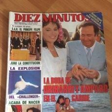 Coleccionismo de Revista Diez Minutos: DIEZ MINUTOS- 1799 - LOLA FLORES. Lote 161861958