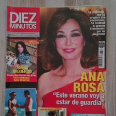 Coleccionismo de Revista Diez Minutos: REVISTA DIEZ MINUTOS 3386. Lote 167119368