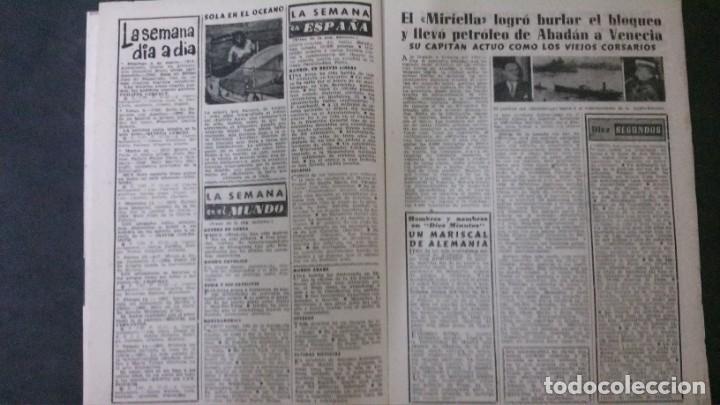 Coleccionismo de Revista Diez Minutos: DIEZ MINUTOS Nº 80-1953 - Foto 3 - 168735308
