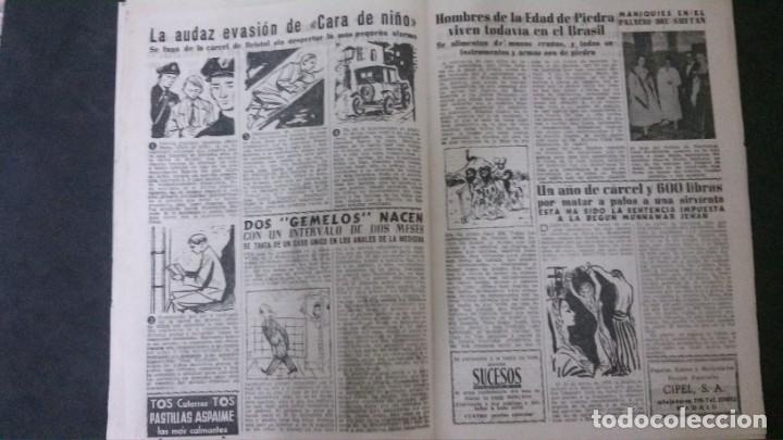Coleccionismo de Revista Diez Minutos: DIEZ MINUTOS Nº 80-1953 - Foto 6 - 168735308