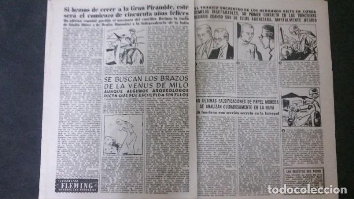 Coleccionismo de Revista Diez Minutos: DIEZ MINUTOS Nº 80-1953 - Foto 7 - 168735308