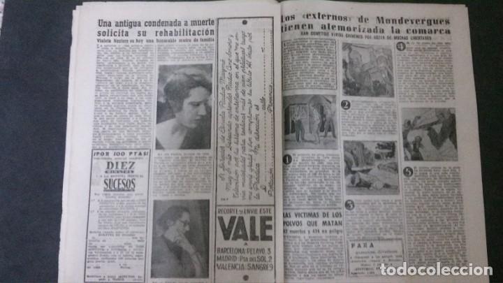 Coleccionismo de Revista Diez Minutos: DIEZ MINUTOS Nº 80-1953 - Foto 8 - 168735308