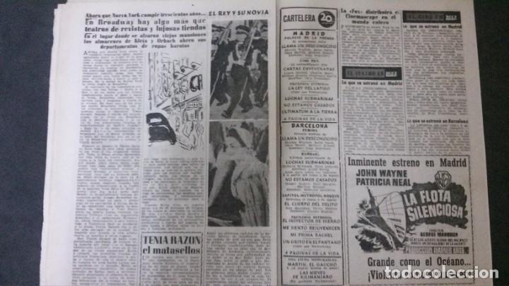 Coleccionismo de Revista Diez Minutos: DIEZ MINUTOS Nº 80-1953 - Foto 9 - 168735308
