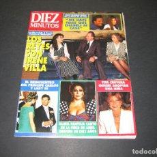 Coleccionismo de Revista Diez Minutos: DIEZ MINUTOS NÚM. 2177 - 15 MAYO 1993 - 114 PÁG.. Lote 171431678