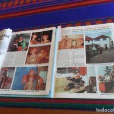 Coleccionismo de Revista Diez Minutos: 2 REVISTAS DIEZ MINUTOS CON REPORTAJES SOBRE STAR WARS LA GUERRA DE LAS GALAXIAS Y PÓSTERS. RARAS.. Lote 173492039