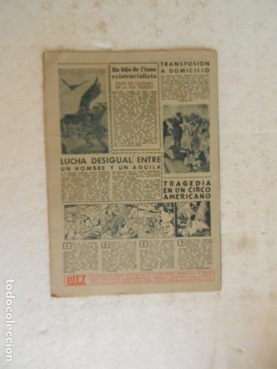 Coleccionismo de Revista Diez Minutos: REVISTA DIEZ MINUTOS Nº 14 DICIEMBRE 1951. EN ESTE NÚMERO: EL MISTERIO DE PONTECORVO... - Foto 4 - 173529240