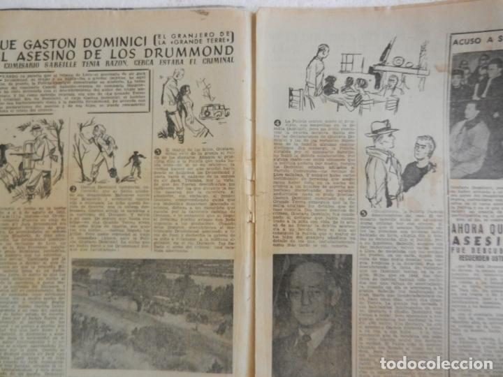 Coleccionismo de Revista Diez Minutos: REVISTA DIEZ MINUTOS Nº 117 NOVIEMBRE 1953. EN ESTE NÚMERO: PÁRIS EN VÍSPERAS DE INVIERNO.... - Foto 3 - 173530572