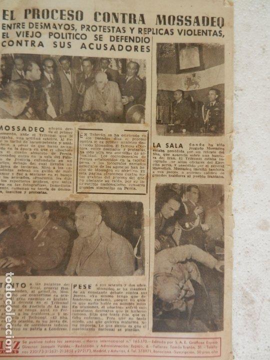 Coleccionismo de Revista Diez Minutos: REVISTA DIEZ MINUTOS Nº 117 NOVIEMBRE 1953. EN ESTE NÚMERO: PÁRIS EN VÍSPERAS DE INVIERNO.... - Foto 4 - 173530572