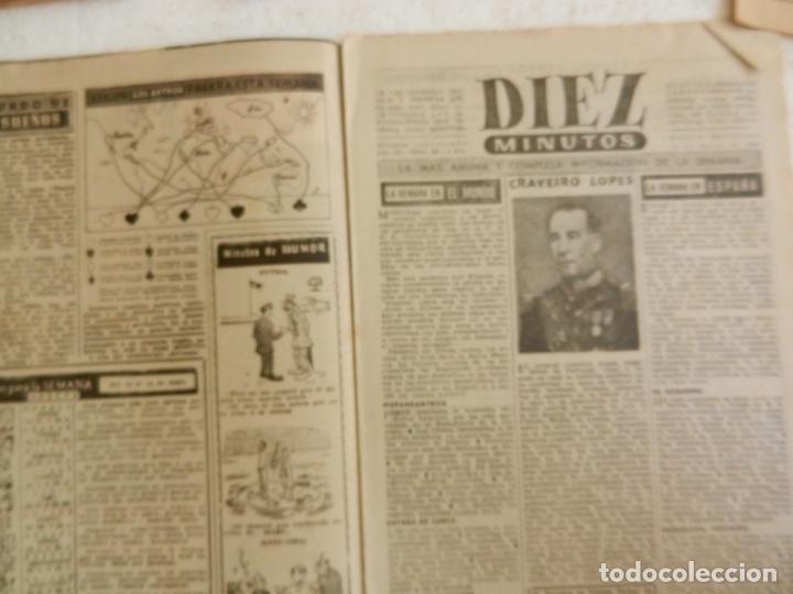 Coleccionismo de Revista Diez Minutos: REVISTA DIEZ MINUTOS Nº 89 MAYO 1953. EN ESTE NÚMERO: CONGRESO EUCARÍSTICO DE SYDNEY..... - Foto 2 - 173530679