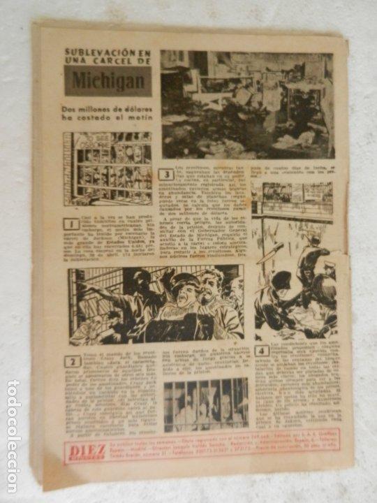 Coleccionismo de Revista Diez Minutos: REVISTA DIEZ MINUTOS Nº 36 MAYO 1952. EN ESTE NÚMERO: LA FABULOSA HERENCIA DE FRANCISCO MARTÍNEZ... - Foto 4 - 173531085