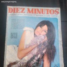 Coleccionismo de Revista Diez Minutos: REVISTA DIEZ MINUTOS REPOR MARISOL Y PALOMO LINARES. Lote 176031680
