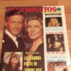 Coleccionismo de Revista Diez Minutos: DIEZ MINUTOS - 1481. Lote 176499652