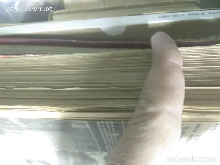 Coleccionismo de Revista Diez Minutos: ANUARIO DE LA REVISTA DIEZ MINUTOS 1953, VALIA 1ptas Tapa suelta por el canto, la tapa de atrás est - Foto 7 - 178252586