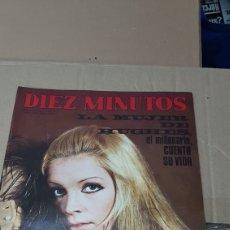 Coleccionismo de Revista Diez Minutos: REVISTA DIEZ MINUTOS 26 FEBRERO 1972. Lote 179166195