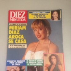 Coleccionismo de Revista Diez Minutos: REVISTA DIEZ MINUTOS. Lote 180034937
