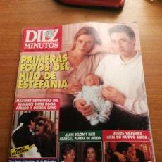 Coleccionismo de Revista Diez Minutos: REVISTA DIEZ MINUTOS 2156. Lote 180443570