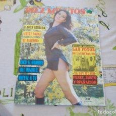 Coleccionismo de Revista Diez Minutos: REVISTA DIEZ MINUTOS Nº 1242 - KIKO LEDGRAND BLANCA ESTRADA, CAMILO SESTO MARISOL . Lote 181119248
