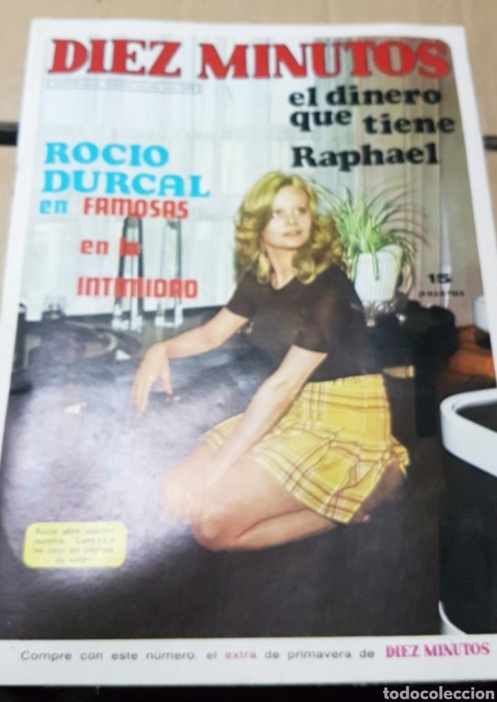 Coleccionismo de Revista Diez Minutos: Lote antiguas revistas diez minutos - Foto 2 - 182304483