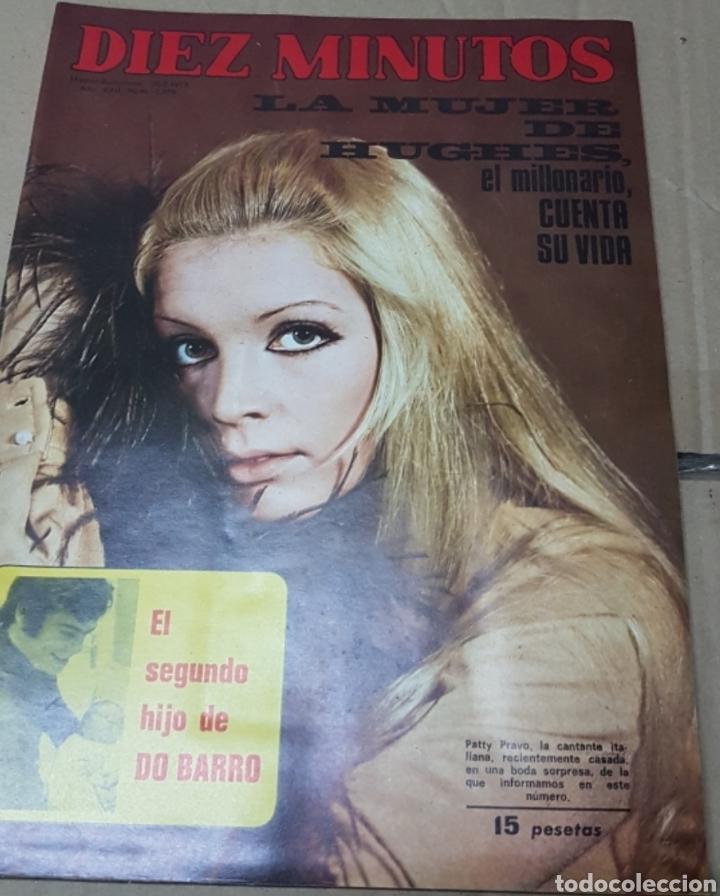 Coleccionismo de Revista Diez Minutos: Lote antiguas revistas diez minutos - Foto 12 - 182304483
