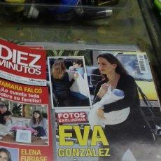 Coleccionismo de Revista Diez Minutos: DIEZ MINUTOS. 3475. EVA GONZALEZ. Lote 183591927