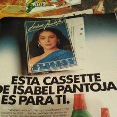 Coleccionismo de Revista Diez Minutos: REVISTA DIEZ MINUTOS 1945 AÑO 1988 ISABEL PANTOJA. Lote 187541636