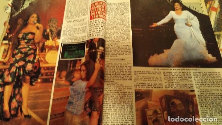 Coleccionismo de Revista Diez Minutos: REVISTA DIEZ MINUTOS 1945 AÑO 1988 ISABEL PANTOJA - Foto 3 - 187541636