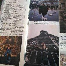 Coleccionismo de Revista Diez Minutos: DIEZ MINUTOS 1832 SEPTIEMBRE 1986 REPORTAJE ALASKA EN FRANCIA. Lote 188484080