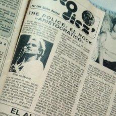 Coleccionismo de Revista Diez Minutos: REVISTA DIEZ MINUTOS ISABEL PANTOJA, ENCARNA SÁNCHEZ, CECILIA, ALASKA. Lote 190883382