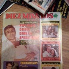Coleccionismo de Revista Diez Minutos: DIEZ MINUTOS. Lote 191046650