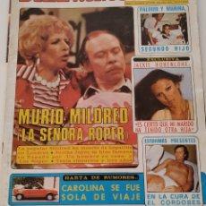 Coleccionismo de Revista Diez Minutos: REVISTA DIEZ MINUTOS Nº 1515 (1980) LOS ROPER JOOTHA JOYCE JANE FONDA PACA GABALDÓN JOEL HIGGINS. Lote 192855237